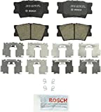 Bosch BC1212 QuietCast Premium Ceramic Disc Brake Pad Set For: Lexus ES300h, ES350, HS250h; Pontiac Vibe; Toyota Avalon, Camry, Matrix, RAV4, Rear: more info
