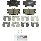 Bosch BC1212 QuietCast Premium Disc Brake Pad Set