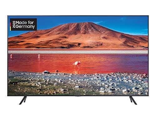 Samsung GU58TU7199U 147.3 cm (58″) 4K Ultra HD Smart TV Wi-Fi Carbon GU58TU7199U, 147.3 cm (58″), 3840 x 2160 pixels, LED, Smart TV, Wi-Fi, Carbon