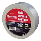 Nashua Foil Tape Multi Purpose 50.3 Ft. Aluminum Silver
