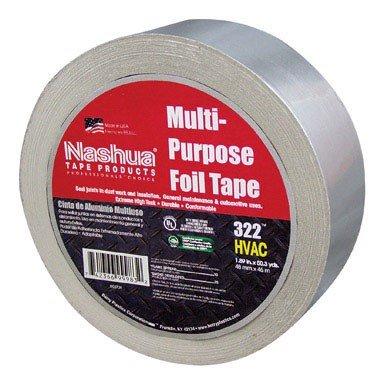 Nashua Foil Tape Multi Purpose 50.3 Ft. Aluminum Silver