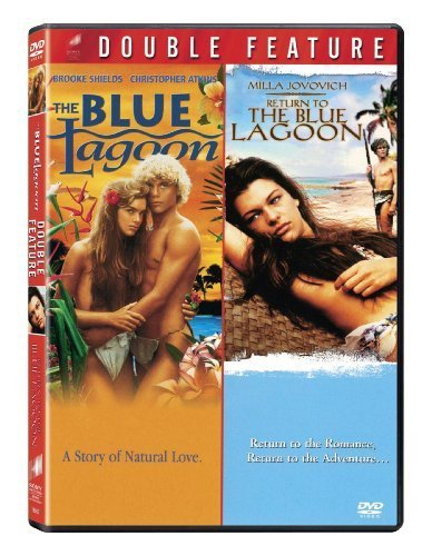 Blue Lagoon & Return to the Blue Lagoon [DVD] [Region 1] [US Import] [NTSC]