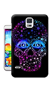 Kristyle Colorful SkullTPU Phone Case for Samsung S5
