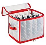 Kennedy Home Collection - 600 light storage tote with 6 Cardboard Winders