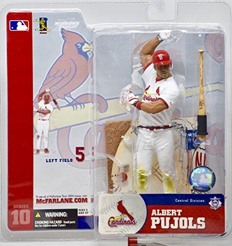 2004 - McFarlane/MLB - Albert Pujols #5 - St. Louis Cardinals - Action Figure - OOP - Collectible