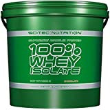 100% Whey Isolate (4 kg) Scitec Nutrition