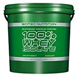100% whey isolate - 8.8 lbs - Chocolate - Scitec nutrition