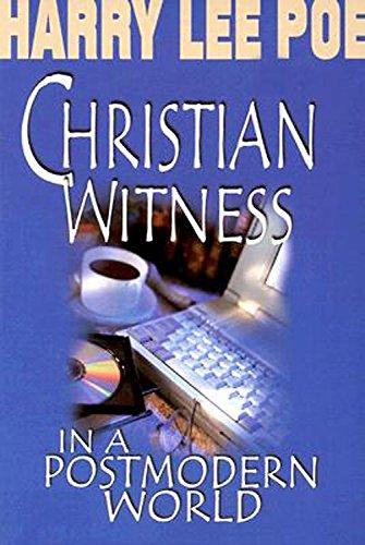 Christian Witness in a Postmodern World