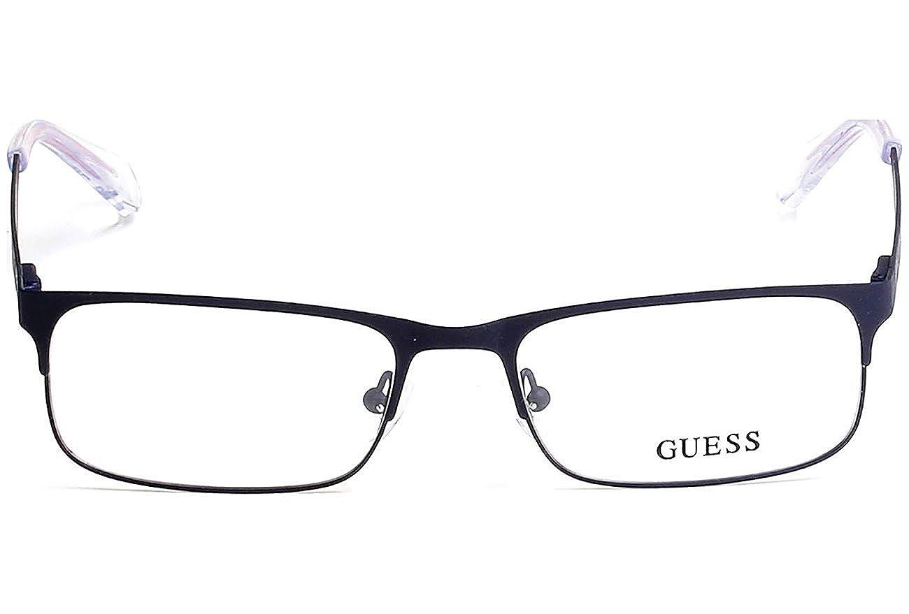 Guess gu1904 Eyeglasses 52 091マットブルー   B01GAU9N42