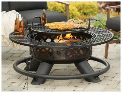 Amazon Com Shinerich Industrial Srfp96 Pit And Grill