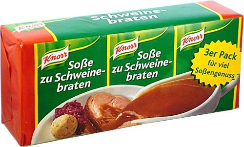 Knorr Sauce for Roast Pork 3-Pack