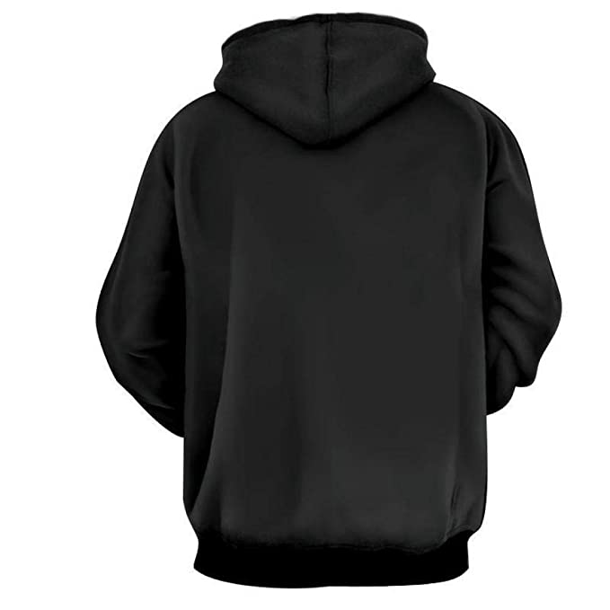 jiuyaomai Sweatshirt Suéter con Cuello de Tortuga y Bolsillo con ...