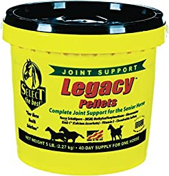 LEGACY PELLETS JOINT SUPPORT FOR SENIOR HORSES - 5 POUND