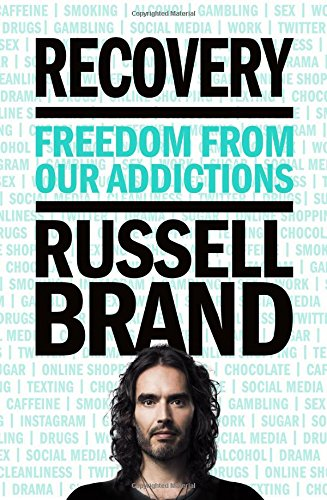 Recovery: Freedom from Our Addictions cover