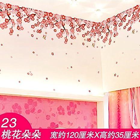 decoraciones de esquina para sala de estar ZRDMN Adhesivo De Pared Decoraciones De Vivero Lnea Para