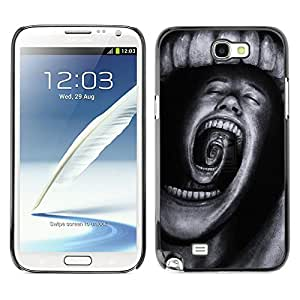Planetar® ( Artist Painter Man Painting Drawing ) Samsung Galaxy S Duos / S7562 Fundas Cover Cubre Hard Case Cover
