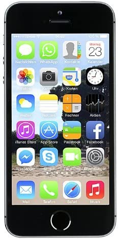 APPLE iPhone 5s – Smartphone (Pantalla táctil de 10,2 cm (4 ...