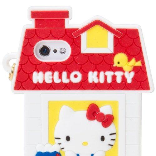 [] Apple iPhone 5/5S%¶ÝÏ% Motiv Hello Kitty%¶ÝÏ% mit Stecker-Maskottchen