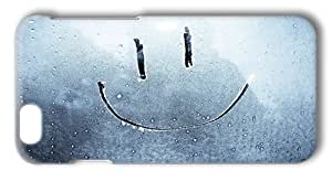 iPhone 6 Case, Smiley Face Rugged Shell Case PC Pastics Case for Apple iPhone 6 4.7inch