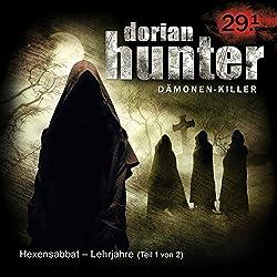 Hexensabbat - Lehrjahre (Dorian Hunter 29.1)