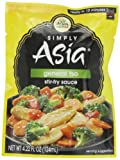 Simply Asia General Tsao Stir Fry Sauce, 4.22 fl oz (Case of 6)