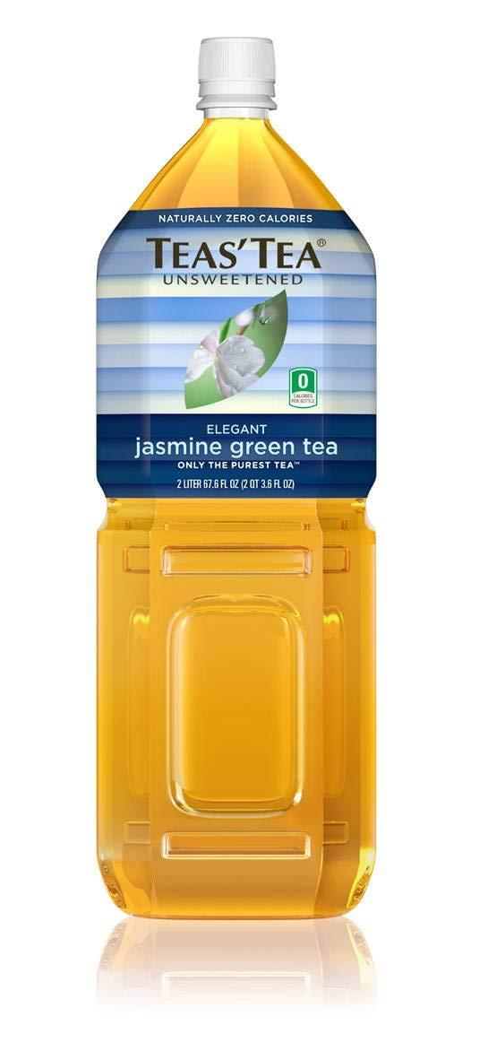 Teas Jasmine Green Tea, 2 Liter -- 6 per case