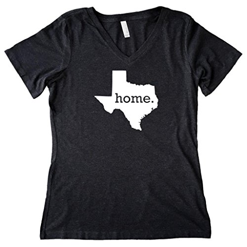 Texas Womens V-neck - 2