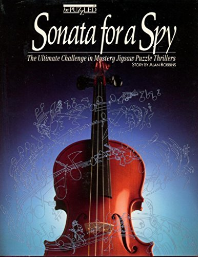 Sonata For a Spy Mystery Jigsaw Puzzle Thriller by Bepuzzled]()
