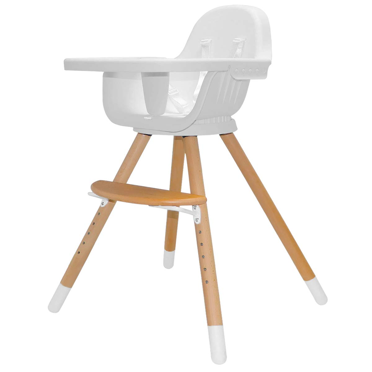 Fabulous Amazon Com Asunflower Wooden High Chair For Baby Swivel Gmtry Best Dining Table And Chair Ideas Images Gmtryco