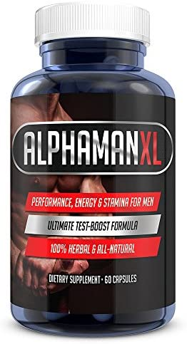 AlphaMAN Male Pills Inches days product image