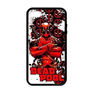 Deadpool pattern Image 4 Case Cover Hard Plastic Case tive Iphone 4s / Iphone for iphone 4protec