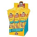 Salt & Vinegar Peanuts, Grab and Go (60g x 12 Packs) by Krispy Kernels