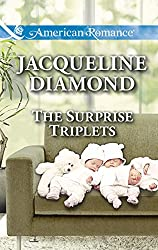 The Surprise Triplets (Mills & Boon American Romance) (Safe Harbor Medical - Book 14) (Jackie's Safe Harbor Medical Romance Series)