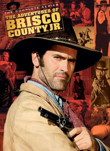 27-x-40-the-adventures-of-brisco-county-jr-movie-poster