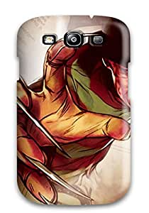 Hot Fashion JQZognf3586pUExl Design Case Cover For Galaxy S3 Protective Case (nightmare On Elm Street)