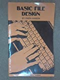 img - for Basic File Design book / textbook / text book