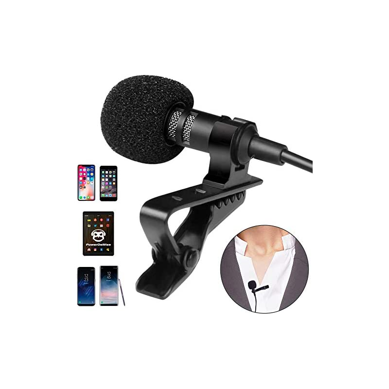 Lav Mic for Interview, Podcast or Blog -