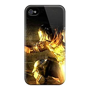 Cute Appearance Covers/tpu Wlw11061nAXA Dark Souls Cases For Iphone 6