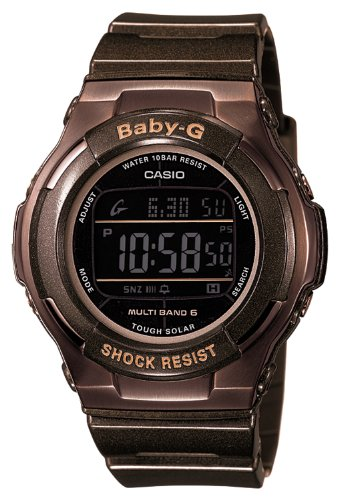 Casio Baby-G Tripper Tough Solar Radio Controlled Watch MULTIBAND 6 BGD-1310-5JF Women's Watch Japan import