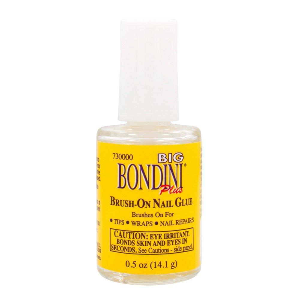 Spilo: MISC Big Bondini Plus Brush-On Glue, 0.5 oz
