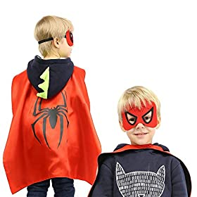 - 51fjFwzfH2L - Roko Fun Cartoon Capes for Kids – Best Gifts