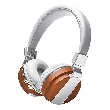 JCJOX Auriculares Auriculares estéreo de Alta fidelidad ...