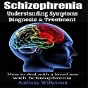 Schizophrenia: Understanding Symptoms Diagnosis & Treatment Audiobook by Anthony Wilkenson Narrated by Ed Fischer