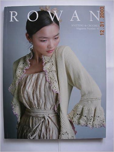Rowan Knitting Crochet Magazine Number 45 Kate Buller