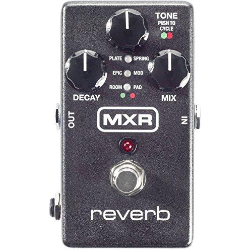 MXR M300 Reverb Guitar Effects Pedal