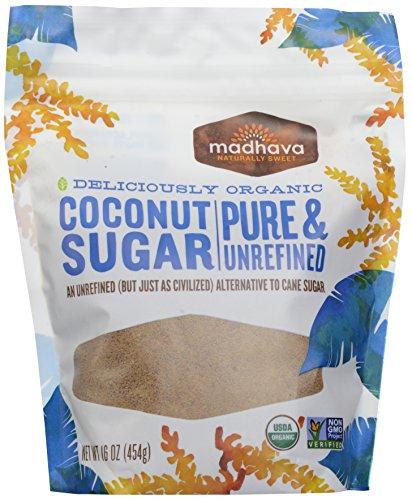 organic coconut palm sugar - 8