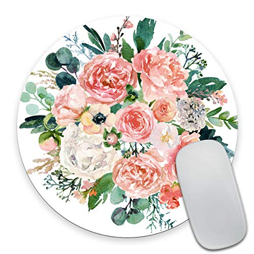 mouse pad flowers - 9