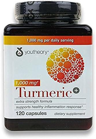 Youtheory Turmeric Strength Formula Capsules product image