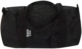 product image for Duffle Bag Small Nylon Perfect for Work, Camping,Beach;Water Resistant U S Made (Black)