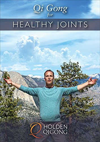 Qi Gong for Healthy Joints with Lee Holden DVD (YMAA) **ALL NEW HD 2017** BESTSELLER (Qi Gong For Self Healing Lee Holden)